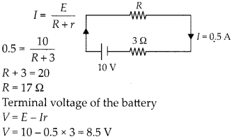 NCERT Solutions for Class 12 Physics Chapter 3 Current Electricity 2