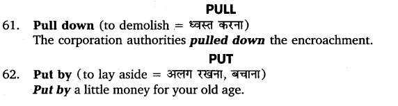 UP Board Solutions for Class 11 English Vocabulary Chapter 9 Idioms and Phrases 45