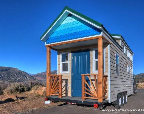 Tiny House Builders sparen den Tag auf DIY Build