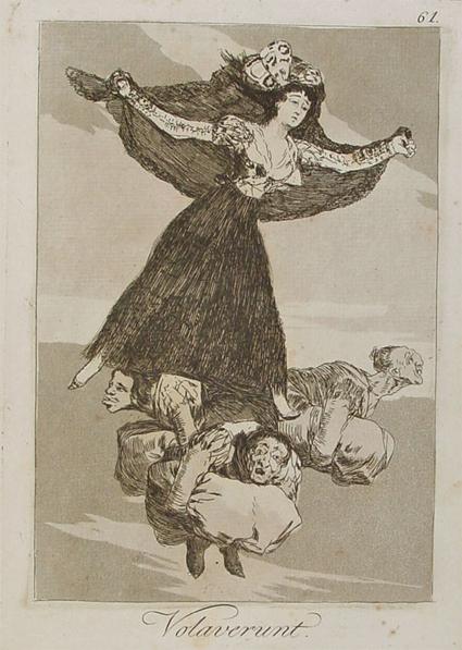 Goya Volaverunt