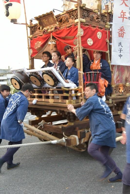 佐倉の秋祭り 31