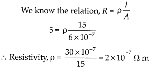 NCERT Solutions for Class 12 Physics Chapter 3 Current Electricity 8