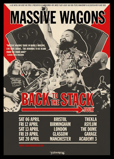 Back to the Stack tour