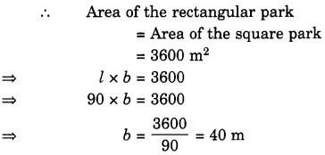 study rankers class 7 maths Chapter 11 Perimeter and Area 8