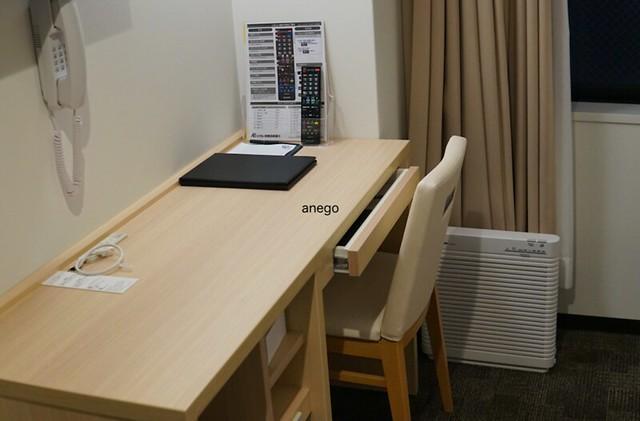 ABホテル 京都 テーブル