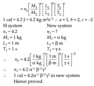 NCERT Solutions for Class 11 Physics Chapter 2 Units and Measurements 3
