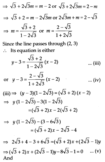 NCERT Solutions for Class 11 Maths Chapter 10 Straight Lines 44