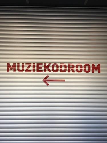 Muziekdroom entry