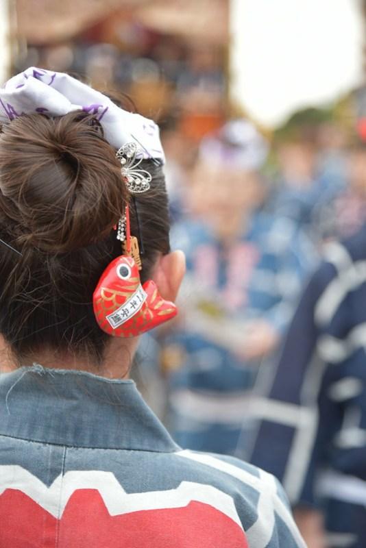 佐倉の秋祭り 16