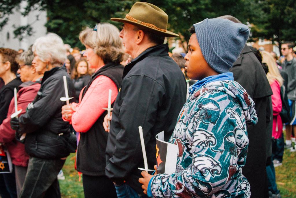 Pittsburgh Synagogue Vigil (1)