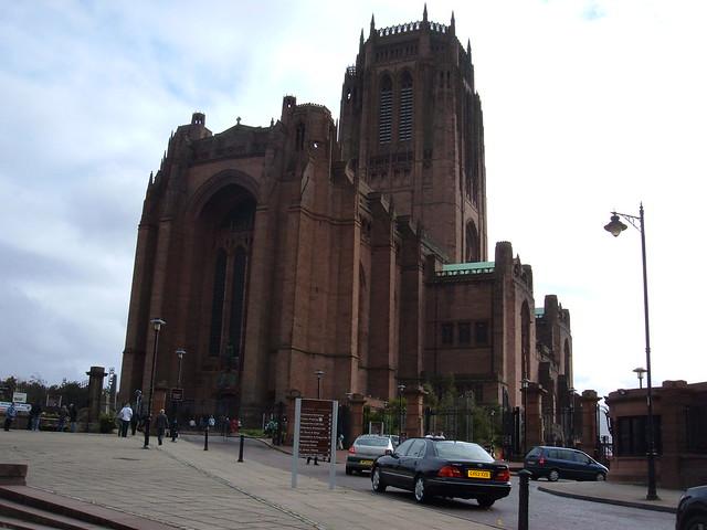 Catredral Anglicana de Liverpool