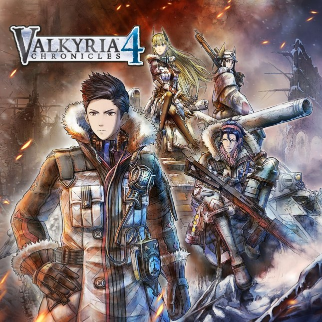 Valkyria 4 Chronicles