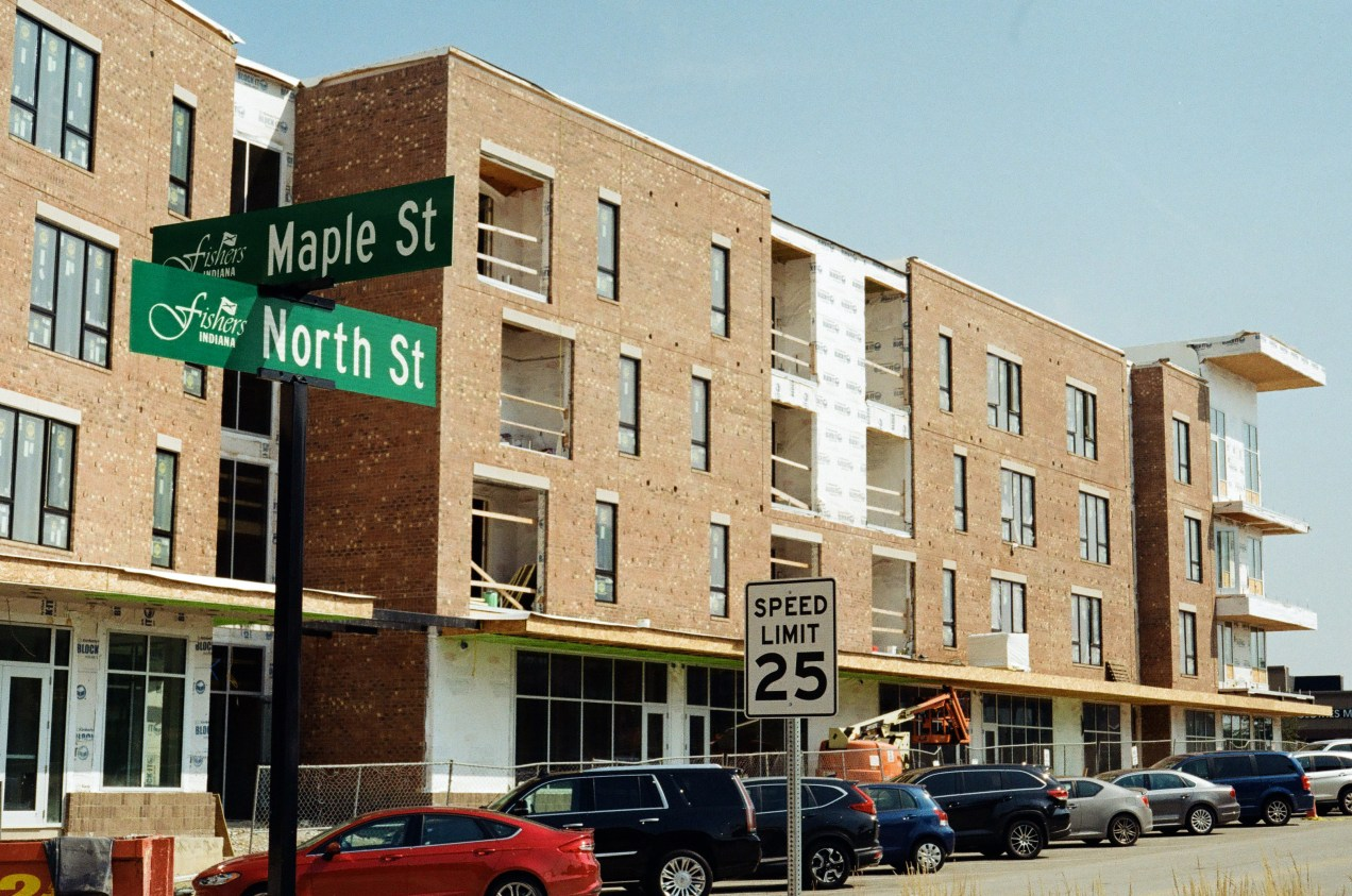 North and Maple