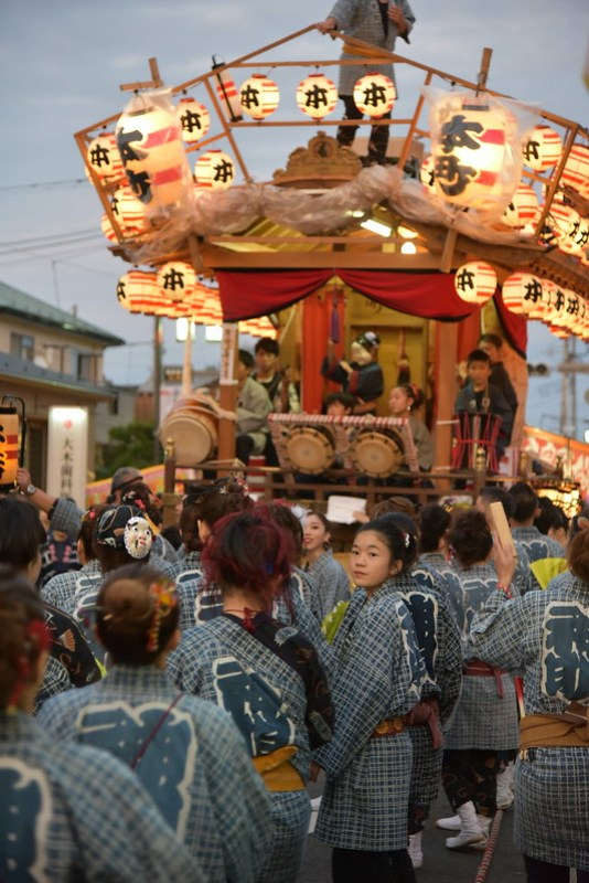 佐倉の秋祭り 34