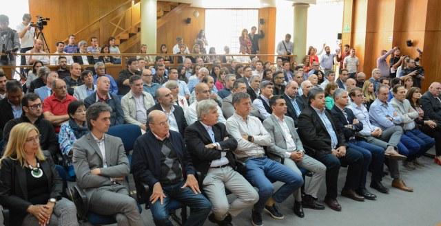 """2018-11-01 PRENSA: Presentación del Préstamo Individual """"Mi Casa, Mi Hogar"""""""