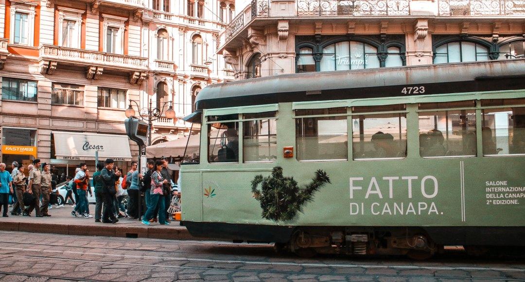 Tram a Milano