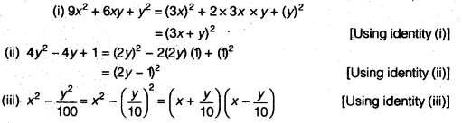 NCERT Solutions For Class 9 Maths Chapter 2 Polynomials ex5 3