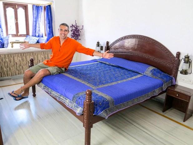 Hotel recomendado en Udaipur