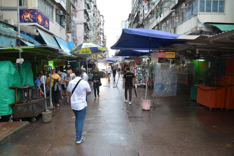 【香港】深水埗美食小吃。新香園堅記 + 合益泰小食 + 公和荳品廠 @ 苦兒流浪記 :: 痞客邦