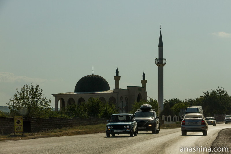 Мечеть Зубейр Джами, Старый Крым
