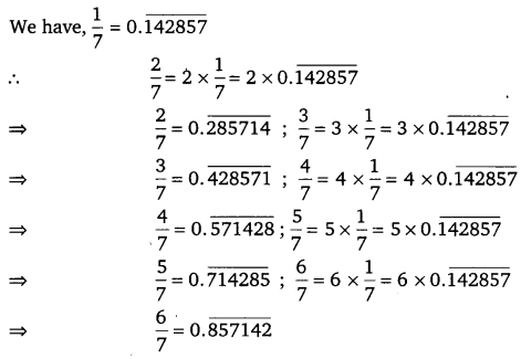 NCERT Solutions for Class 9 Maths Chapter 1 Number Systems 11