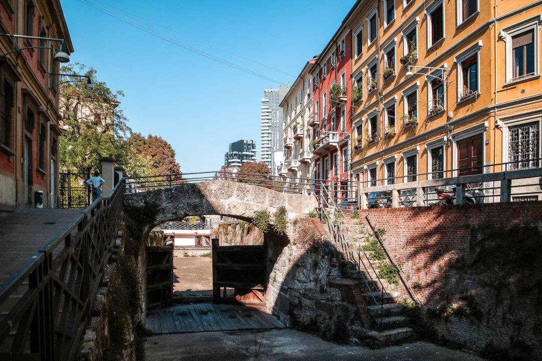 Conca dell'Incoronata, Milano