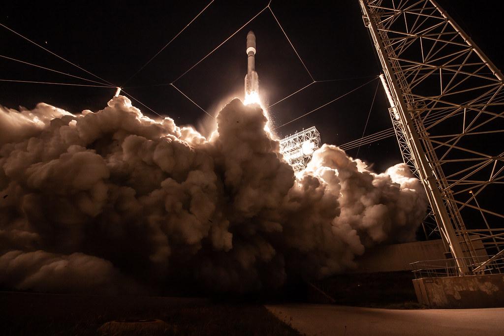 Liftoff! Atlas V AEHF-4