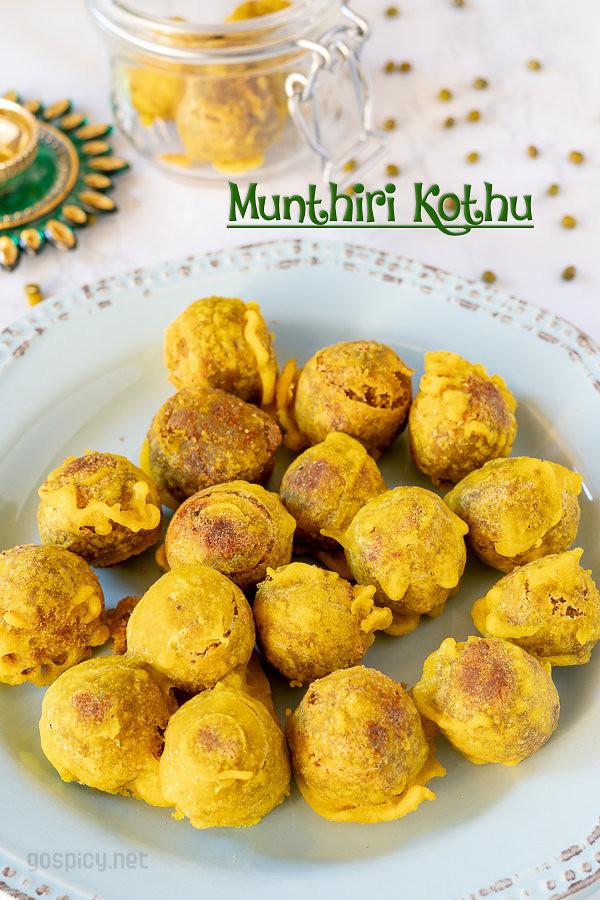 Munthiri Kothu, How to Make Mundhiri Kothu - GoSpicy