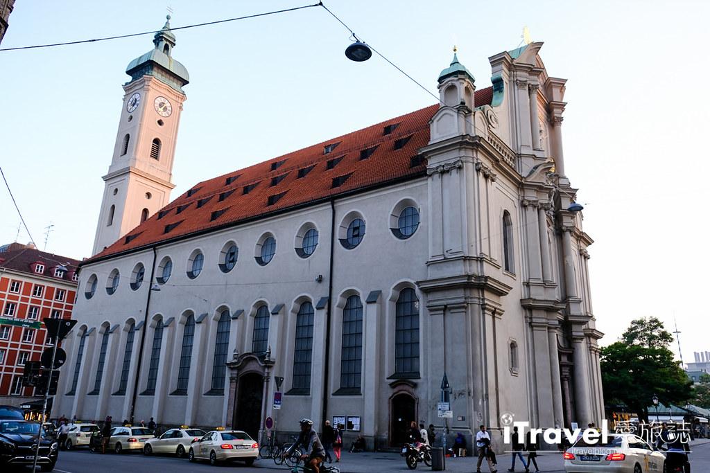 德國豬腳餐廳 皇家宮廷啤酒屋Hofbräuhaus am Platzl (4)