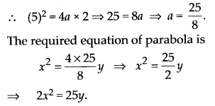 NCERT Solutions for Class 11 Maths Chapter 11 Conic Sections 10
