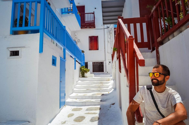 Qué ver en Mykonos | Calles de Chora | Islas Griegas | ClickTrip.ES