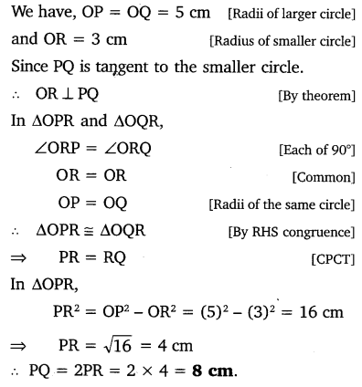 NCERT Solutions for Class 10 Maths Chapter 10 Circles 11
