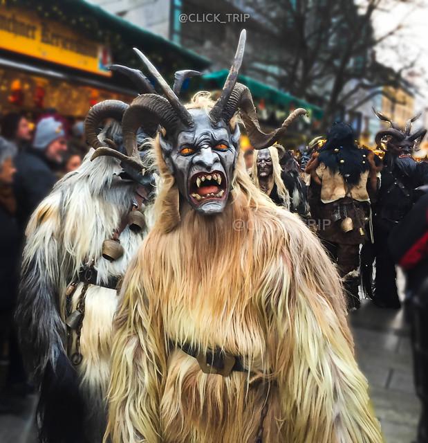 Desfile de Krampus en Múnich | ClickTrip.ES