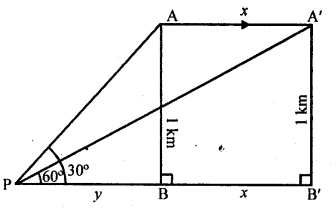 RD Sharma Class 10 Solutions Chapter 12 Heights and Distances Ex 12.1 - 64