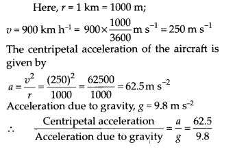 NCERT Solutions for Class 11 Physics Chapter 4 Motion of plane 21