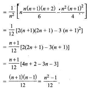 UP Board Solutions for Class 11 Maths Chapter 15 Statistics 15.2 2.1