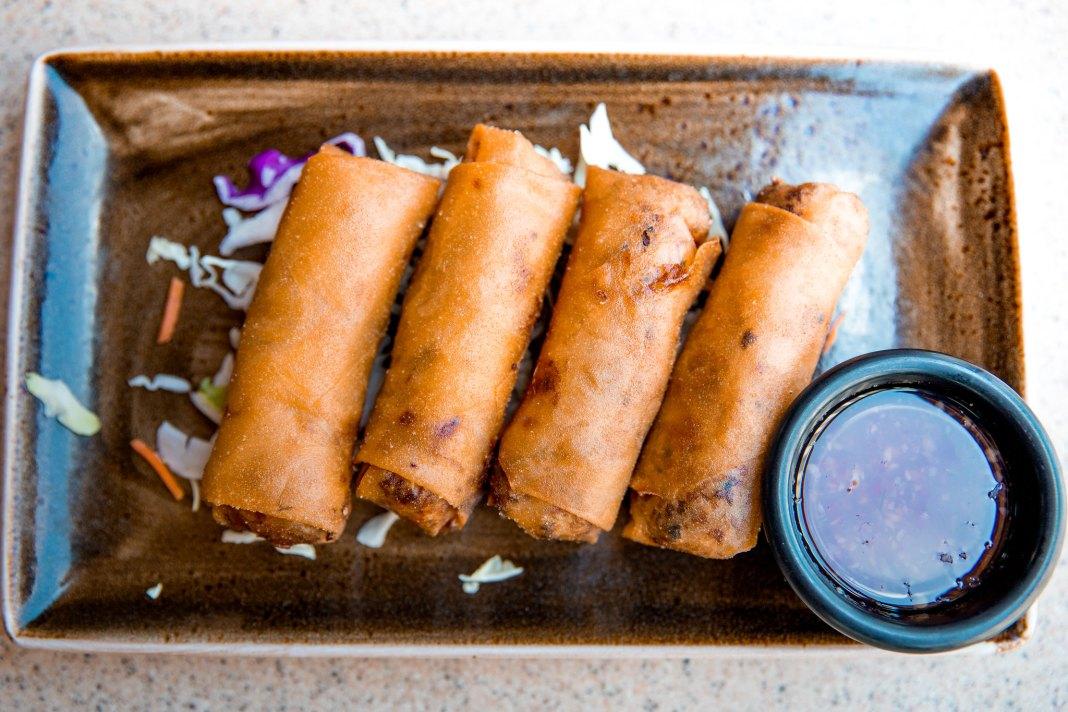 PF Chang's Waikiki Restaurant Vegetable Spring Rolls
