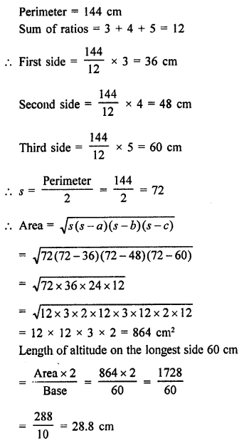 RD Sharma Class 9 Maths Book Questions Chapter 17 Constructions