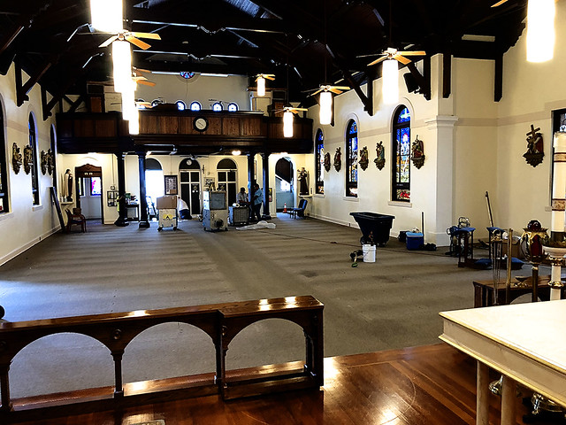 Church Renovation 2