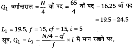 UP Board Solutions for Class 11 Economics Statistics for Economics Chapter 5 Measures of Central Tendency 15