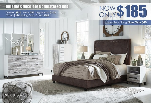 Dolante Chocolate Bed_B130-281-B315-31-36-46-91-Q331