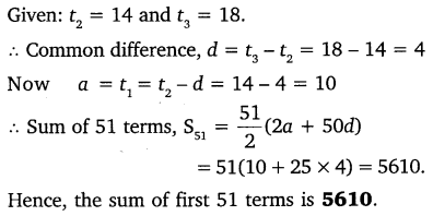 NCERT Solutions for Class 10 Maths Chapter 5 Arithmetic Progressions 65