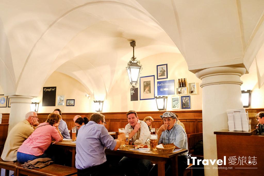 德國豬腳餐廳 皇家宮廷啤酒屋Hofbräuhaus am Platzl (15)