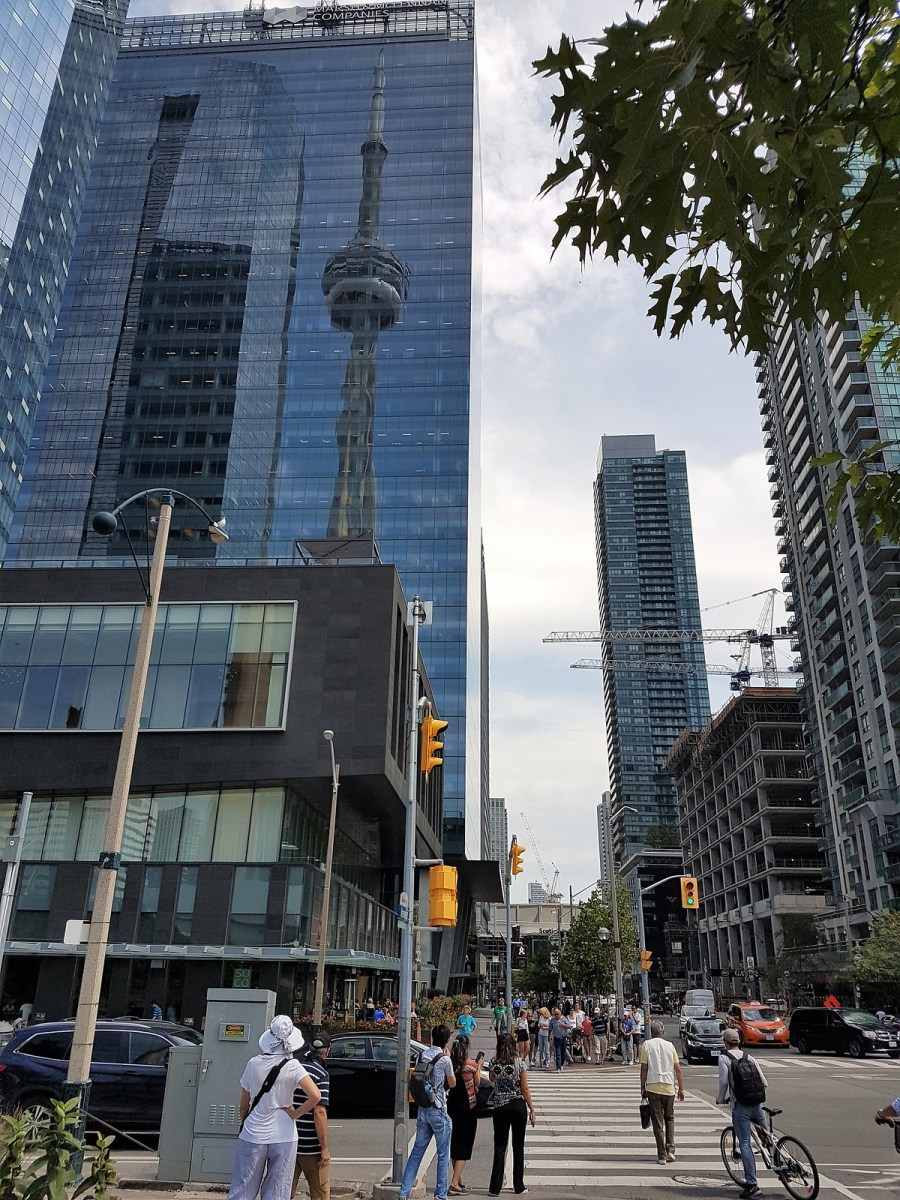 quartier financier toronto