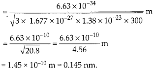 NCERT Solutions for Class 12 Physics Chapter 11 Dual Nature of Radiation and Matter 30