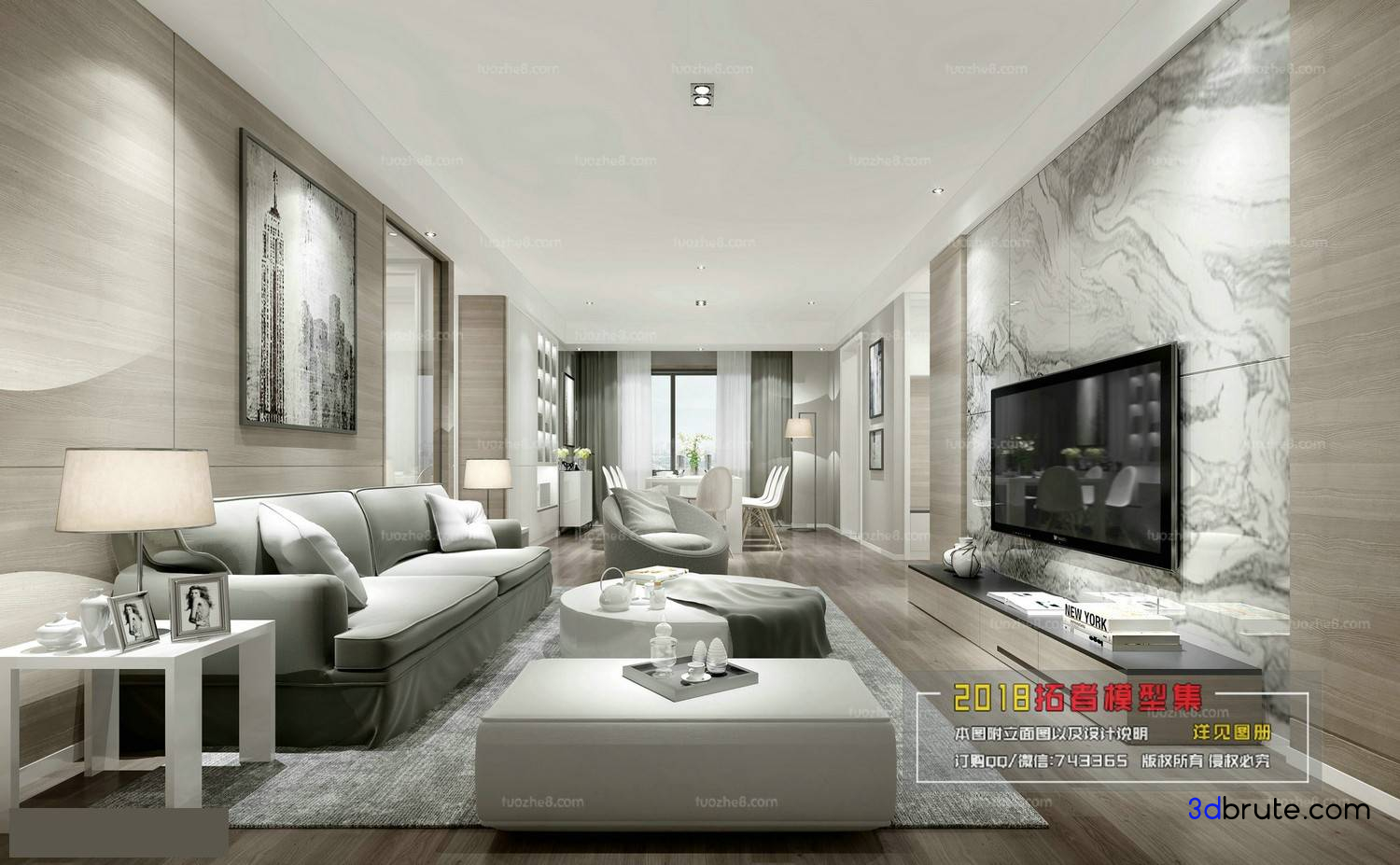 Read on to avoid the same mistakes in your space. Sell Post modern Livingroom - Download -3d Models Free ...
