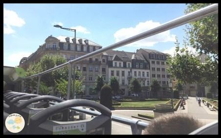 Luxemburgo con niños. Autobús turístico