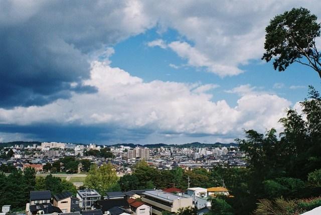 野田山あたりから(R)