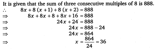 NCERT Solutions for Class 8 Maths Chapter 2 Linear Equations In One Variable 22