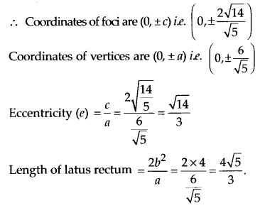 NCERT Solutions for Class 11 Maths Chapter 11 Conic Sections 40